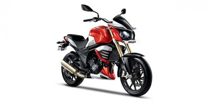 Photo of Mahindra MOJO XT 300 Standard
