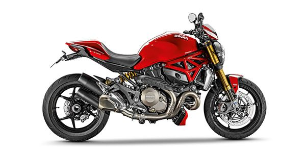 Photo of Ducati Monster 1200 S Stripe