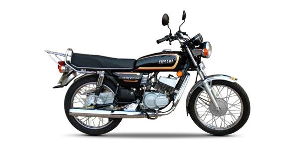 Photo of Yamaha RX 135