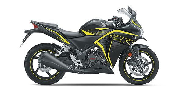 Photo of Honda CBR250R