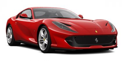Ferrari 812 Superfast On Road Price In Hyderabad