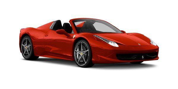 Photo of Ferrari 458 Spider
