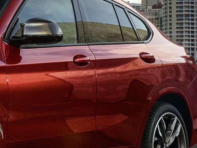 Photo of BMW X4