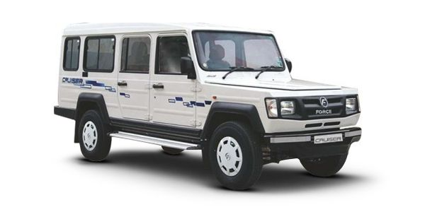 Force Motors Trax Cruiser Images Specifications Mileage