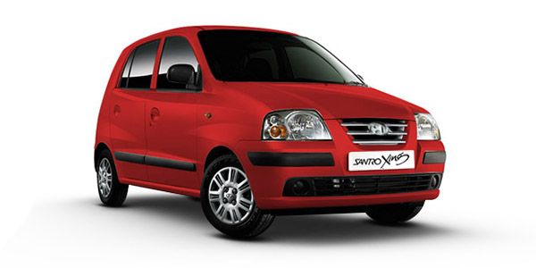 Photo of Hyundai Santro Xing