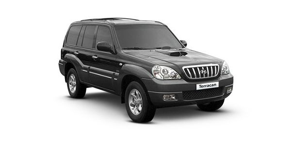hyundai terracan price images specifications mileage. Black Bedroom Furniture Sets. Home Design Ideas