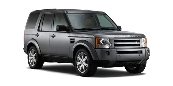 Photo of Land Rover Discovery 3