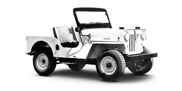Photo of Mahindra Willys