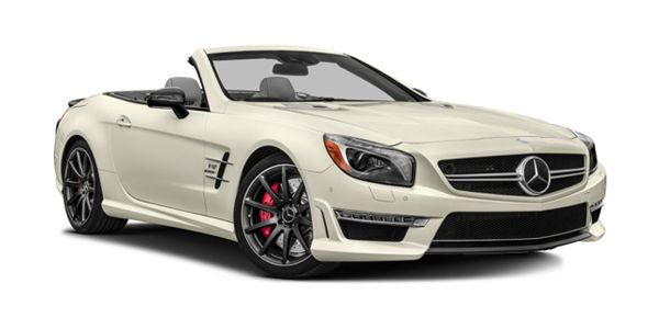 Photo of Mercedes-Benz SL Class