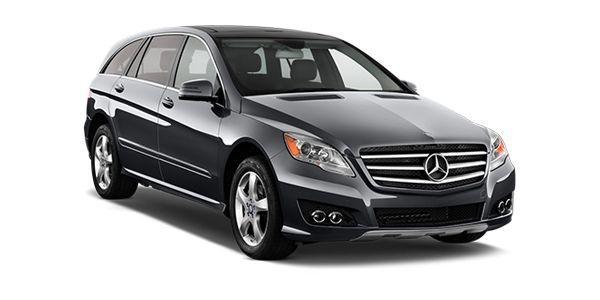 Photo of Mercedes-Benz R-Class