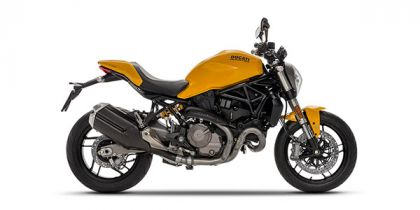 Photo of Ducati Monster 821 STD