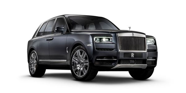 Photo of Rolls Royce Cullinan