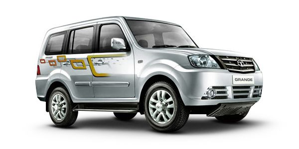 Photo of Tata Sumo Grande
