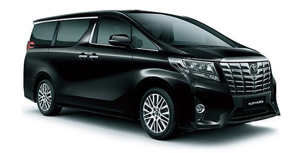 Photo of Toyota Alphard