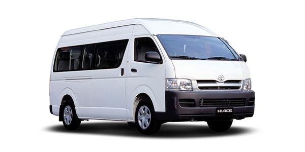 Photo of Toyota Commuter