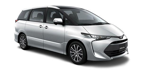 Photo of Toyota Previa