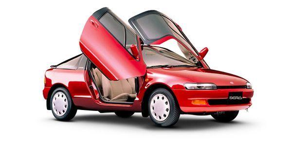 Photo of Toyota Sera