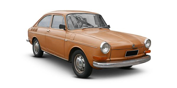 Photo of Volkswagen 1600