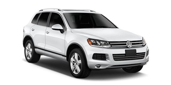 Photo of Volkswagen Touareg