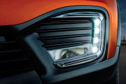 Fog lamp with control Image of Captur