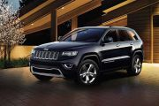 Front 1/4 left Image of Grand Cherokee
