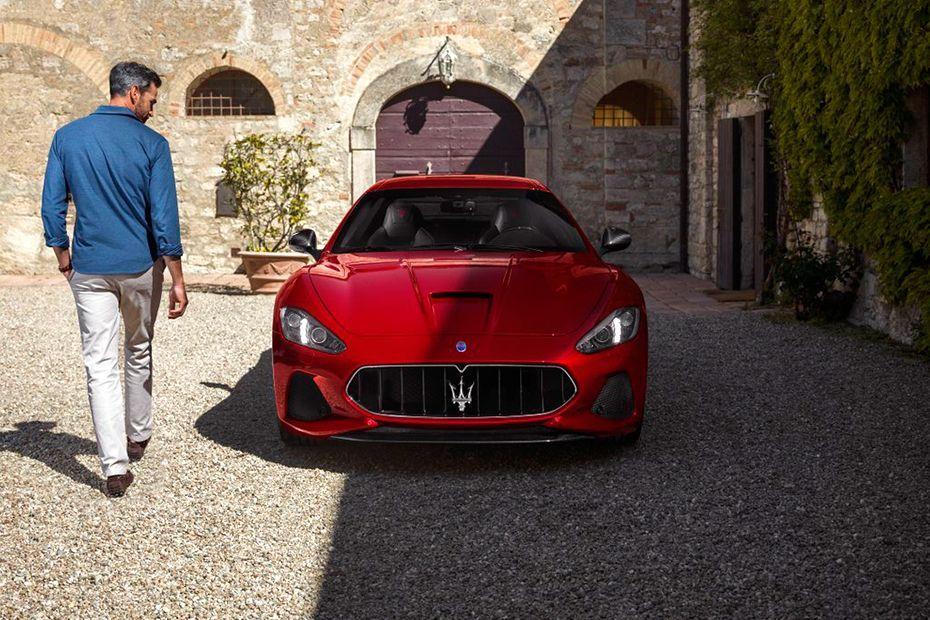 Photo of Maserati Gran Turismo