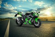 Front Right View of Ninja ZX 10R