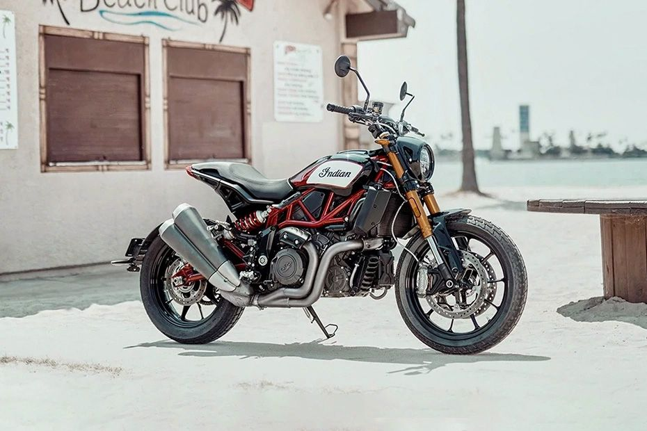 Photo of Indian FTR 1200