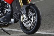 Front Tyre View of Caponord 1200