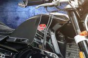 Fuel tank of HPS 300