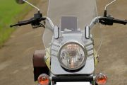Head Light of Renegade Commando Classic