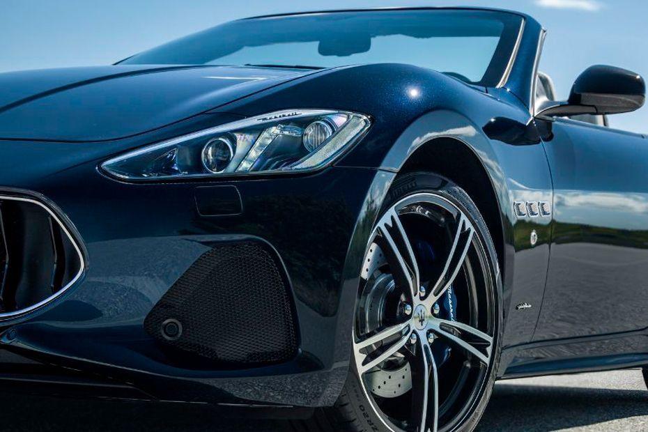 Photo of Maserati Gran Cabrio