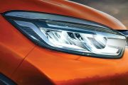 Headlamp Image of Captur