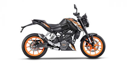 Photo of KTM 125 Duke STD