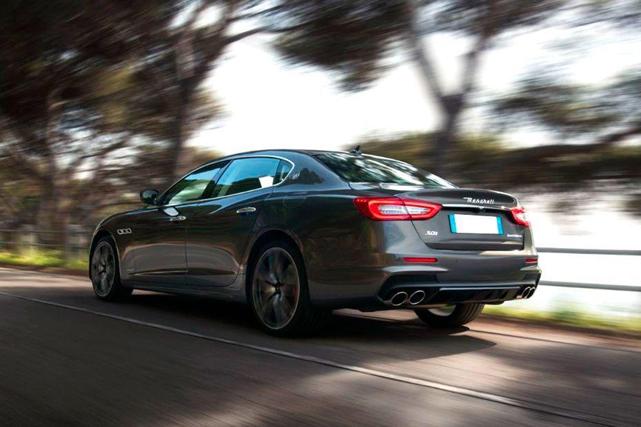 Photo of Maserati Quattroporte