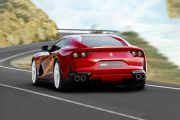 Rear 3/4 left Image of 812 Superfast