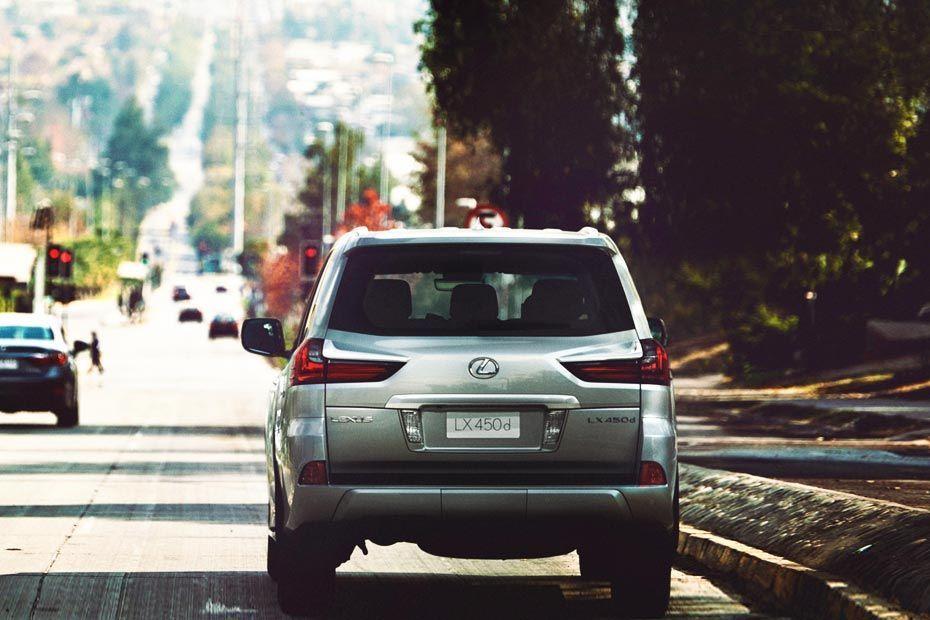 Photo of Lexus LX