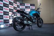 Rear Right View of FZ 25