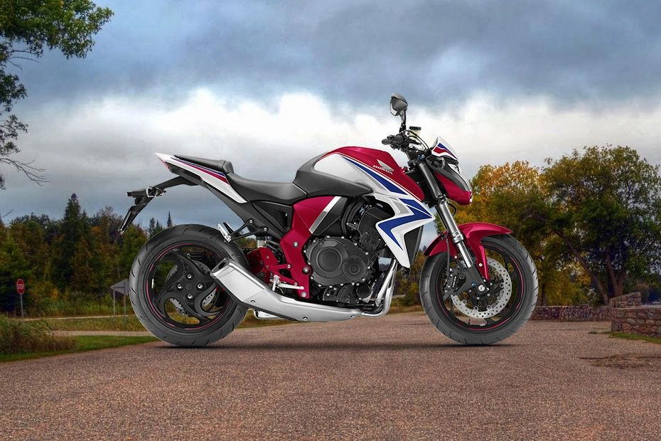 Right Side View of CB1000R