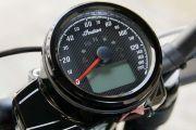 Speedometer of FTR 1200