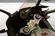 Speedometer of RS 150