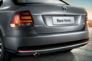 Tail lamp Image of Vento