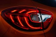 Tail lamp Image of Captur