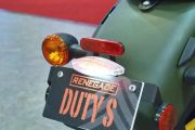 Tail Light of Renegade Duty S