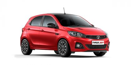 Photo of Tata Tiago JTP Petrol
