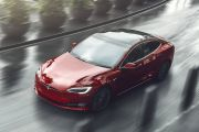 Top view Image of Model S