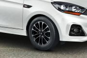 Wheel arch Image of Tigor JTP