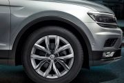 Wheel arch Image of Tiguan