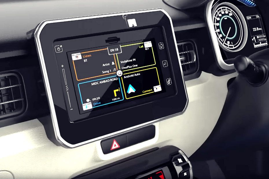 Audio System Image of Ignis