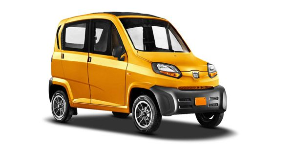 Photo of Bajaj Qute (RE60)